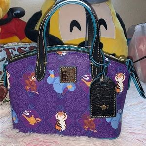 Dourney & Bourke Disney  Aladdin Crossbody Bag